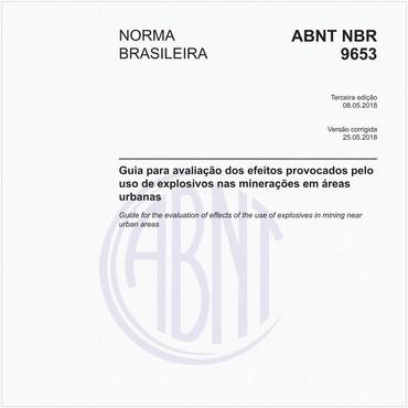 NBR9653 de 05/2018