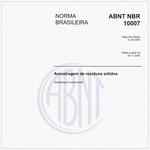 NBR10007