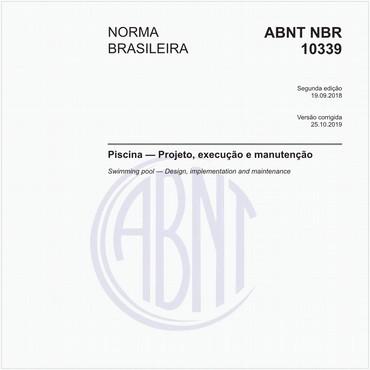 NBR10339 de 09/2018