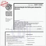 NBR10582
