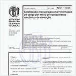 NBR11436