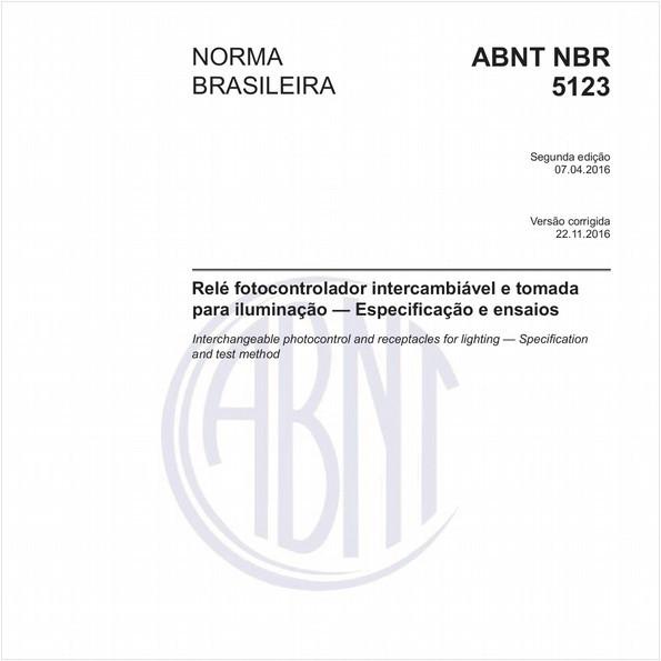 NBR5123 de 04/2016