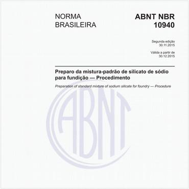 NBR10940 de 11/2015