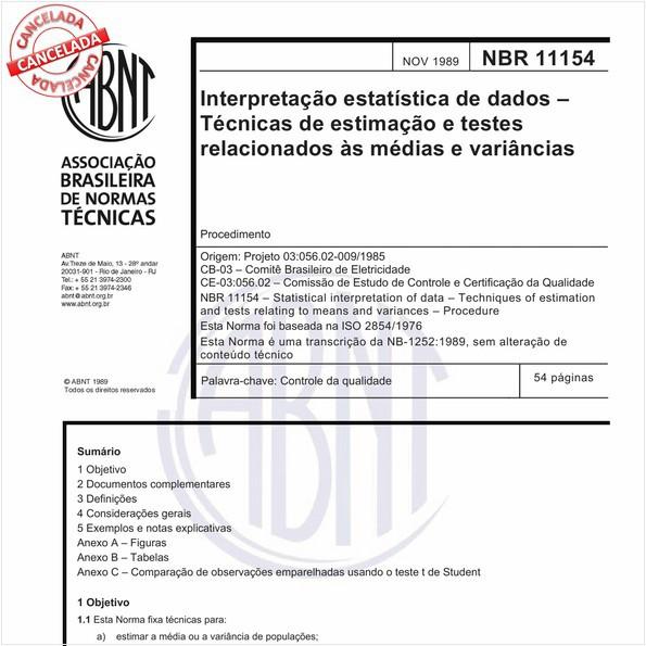 NBR11154 de 08/2016