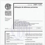 NBR11240