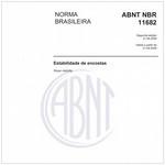 NBR11682