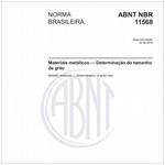 NBR11568