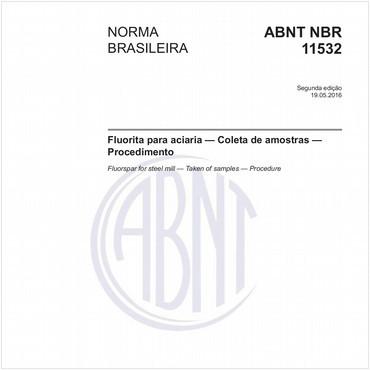 NBR11532 de 05/2016
