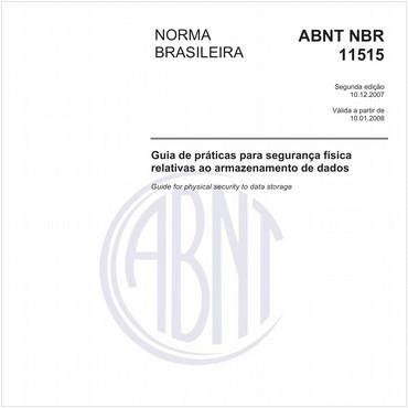NBR11515 de 12/2007