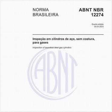 NBR12274 de 10/2010