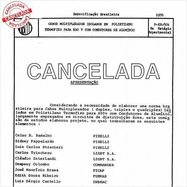 NBR5124 de 01/1996