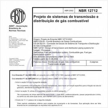 NBR12712 de 04/2002