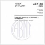 NBR12821
