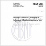 NBR13028