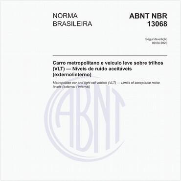 NBR13068 de 04/2020