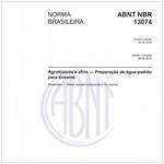 NBR13074