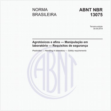 NBR13075 de 09/2019