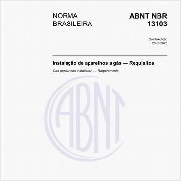 NBR13103 de 04/2013