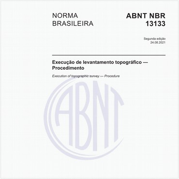 NBR13133 de 05/1994