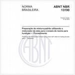 NBR13190 de 04/2016