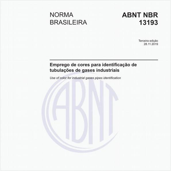 NBR13193 de 11/2019