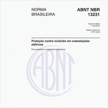 NBR13231 de 06/2015