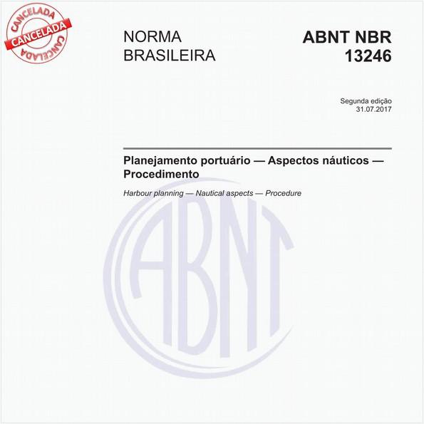 NBR13246 de 12/2017