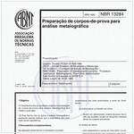 NBR13284