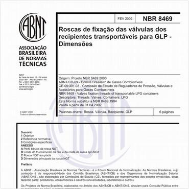 NBR8469 de 02/2002