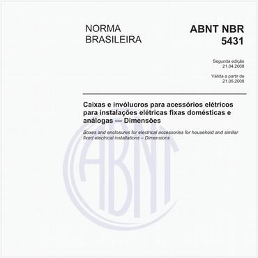NBR5431 de 04/2008