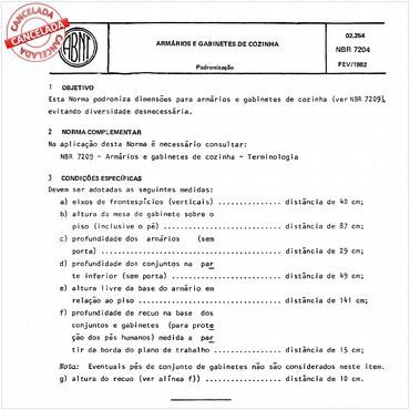 NBR7204 de 02/1982