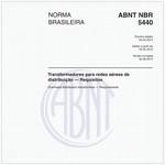 NBR5440