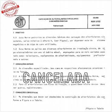 NBR5102 de 04/1982