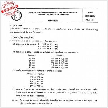 NBR7205 de 02/1982