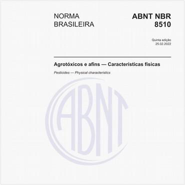 NBR8510 de 12/2018