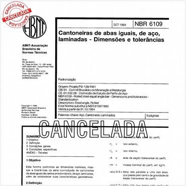 NBR6109 de 09/1994
