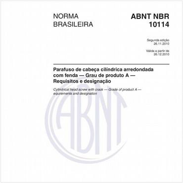 NBR10114 de 11/2010