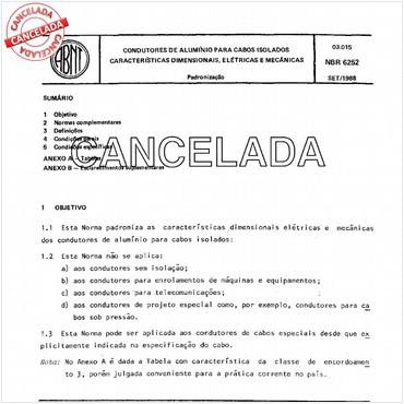 NBR6252 de 09/1988