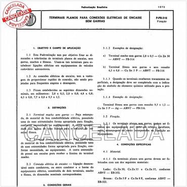 NBR5107 de 1975