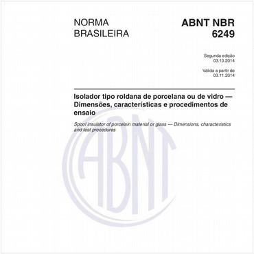 NBR6249 de 10/2014