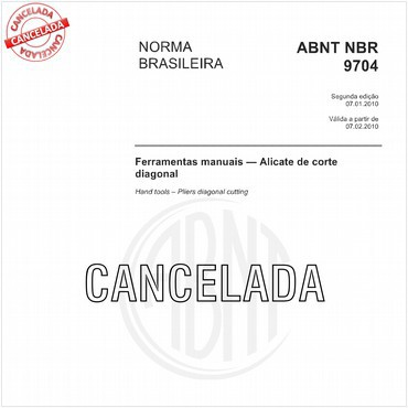 NBR9704 de 01/2010