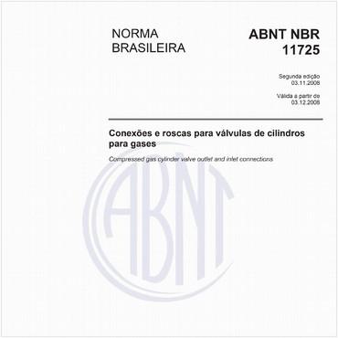 NBR11725 de 11/2008