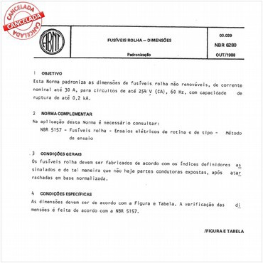 NBR6280 de 10/1988