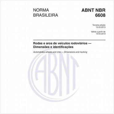 NBR6608 de 03/2013