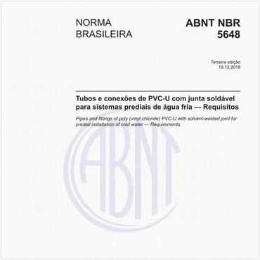 NBR5648 de 12/2018