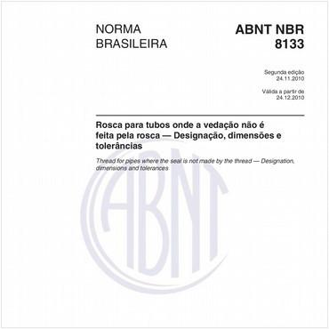 NBR8133 de 11/2010