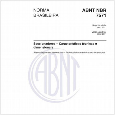 NBR7571 de 01/2011