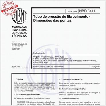 NBR8411 de 03/1984