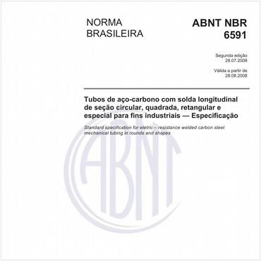 NBR6591 de 07/2008