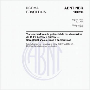 NBR10020 de 11/2010